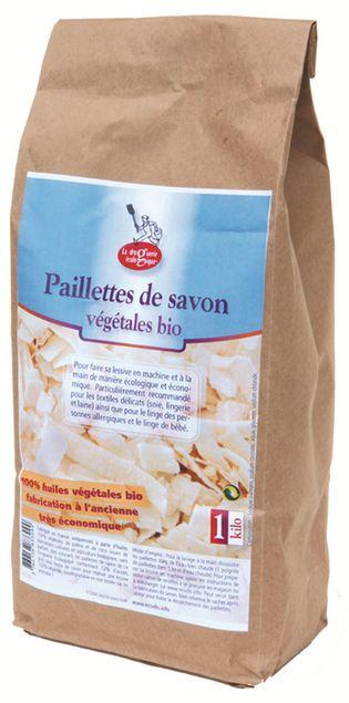 PAILLETTES DE SAVON