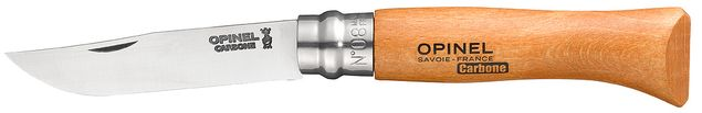 COUTEAU OPINEL N°08 CARBONE