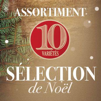 ASSORTIMENT SELECTION DE NOEL