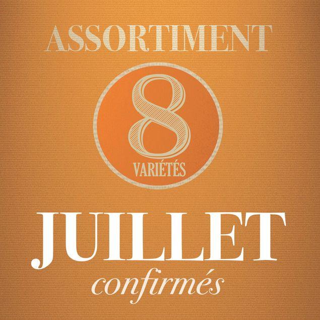 07 - ASSORTIMENT DE JUILLET - confirmés