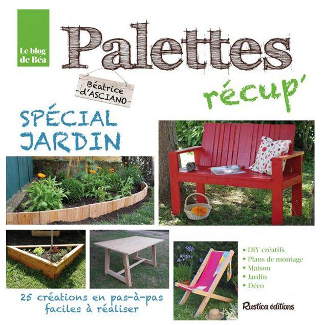 PALETTES RECUP SPECIAL JARDIN