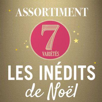 ASSORTIMENT LES INEDITS DE NOEL